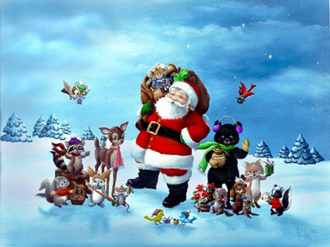 25 Christmas Wallpapers 4 25 Beautiful Christmas Wallpapers