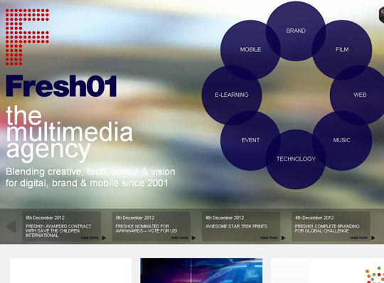 4.web design gallery Weekly Web Design Inspiration #104