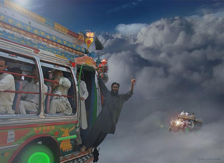 419 Futuristic Pakistan by Kenny Hassan Irwin