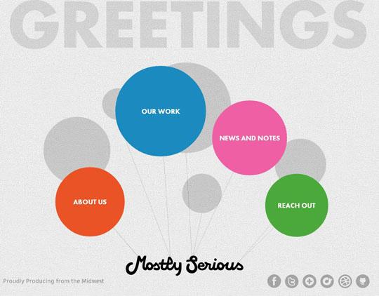 7.web design gallery Weekly Web Design Inspiration #104