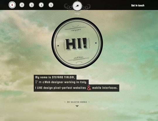 8.web design gallery Weekly Web Design Inspiration #104