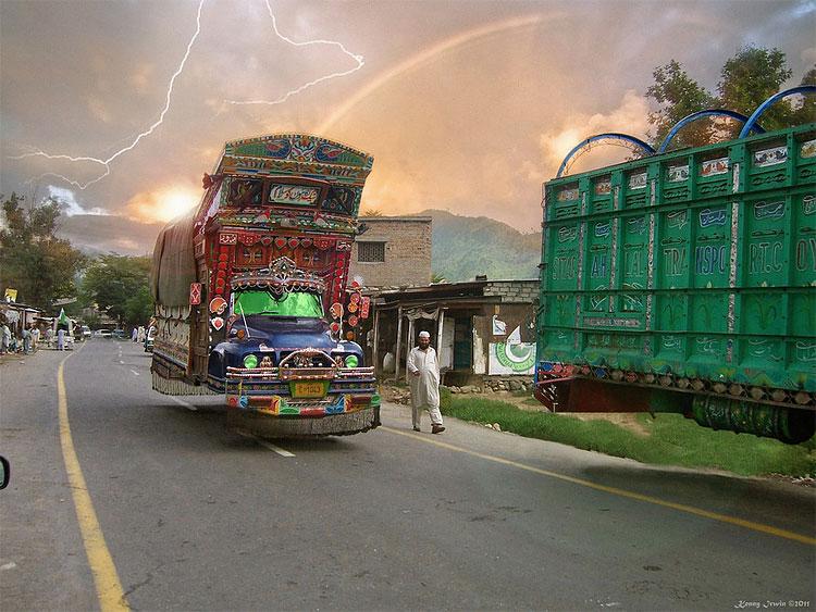 88 Futuristic Pakistan by Kenny Hassan Irwin