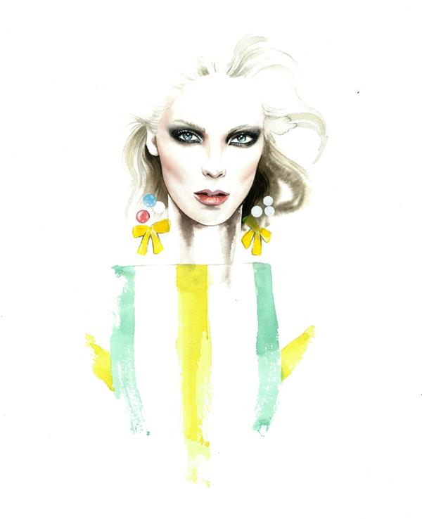 Antonio Soares Fashion Illustrations 7 Antonio Soares