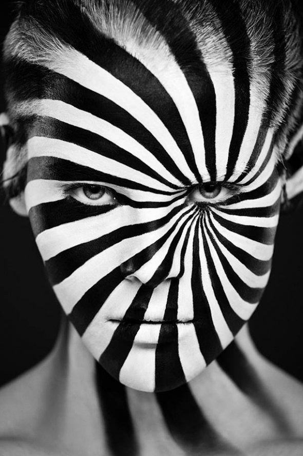 Black and White Portrait 1 Black And White Portraits By Alexander Khokhlov