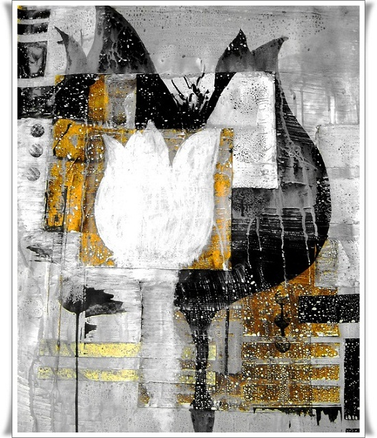 Collage Crafty Collage Art constructions