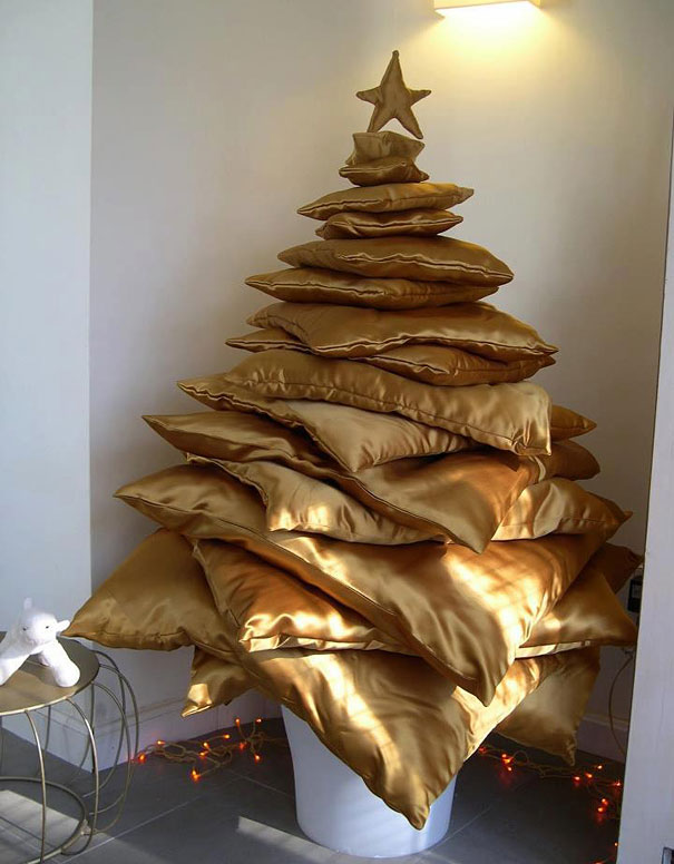 DIY christmas trees 31 DIY Christmas Tree Ideas