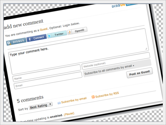 Disqus Free And Must to have WordPress Plugins