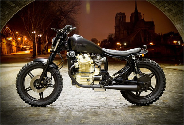 HONDA CX500  Honda CX 500 Customize By Rive Gauche Kustoms