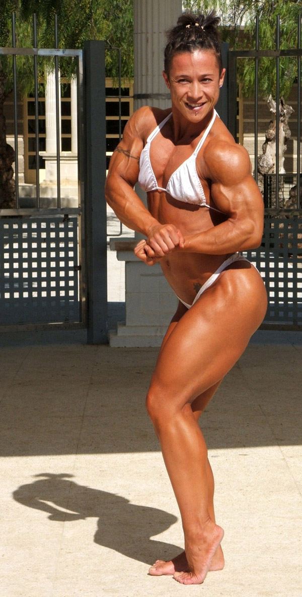 Hot Bodybuilding Girls  Beautiful And Hot Bodybuilding Girls