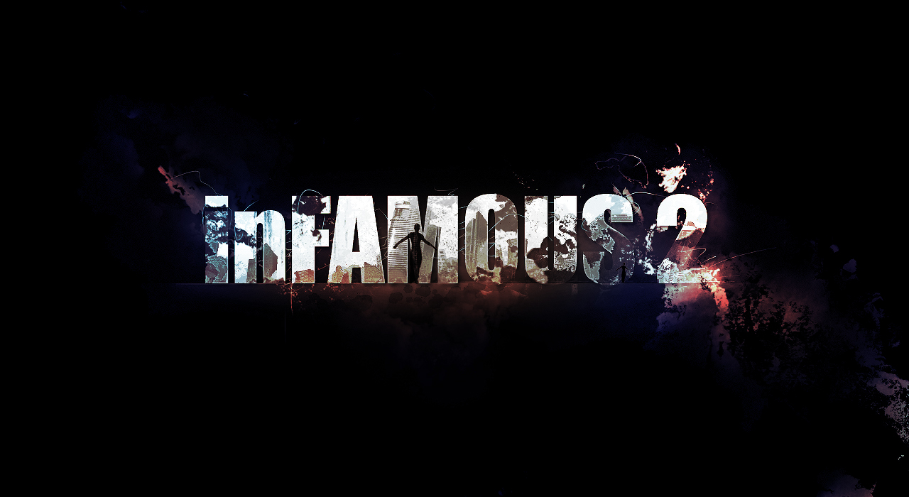 Infamous 2 Beautiful PhotoShop Text Effects