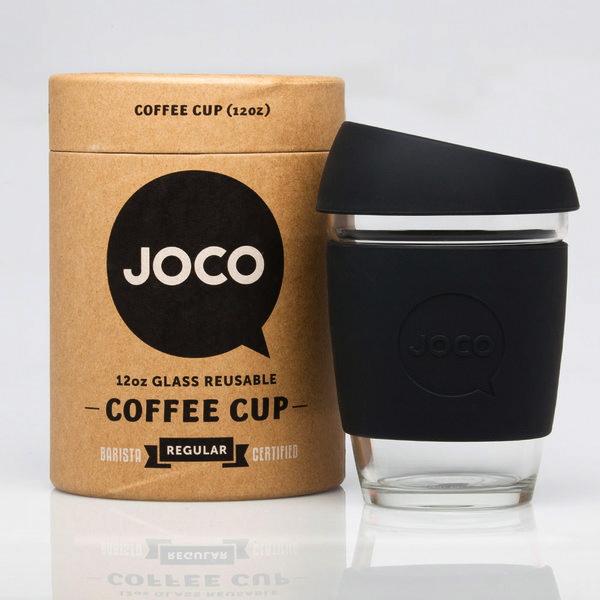 JOCOblack Design from Down Under: Australian JOCO Cups Save Billions of Paper Coffee Cups