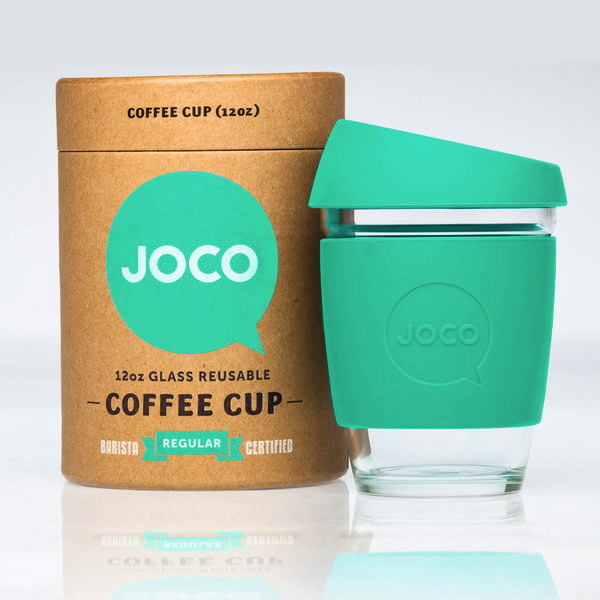 JOCOmint Design from Down Under: Australian JOCO Cups Save Billions of Paper Coffee Cups