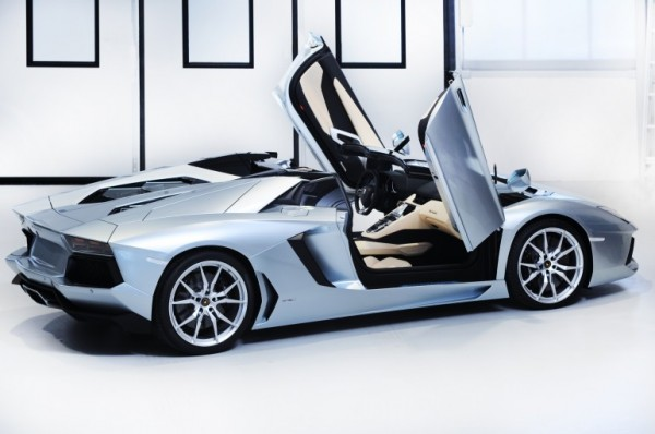 Lamborghini 4 Lamborghini Aventador LP700 4 Roadster