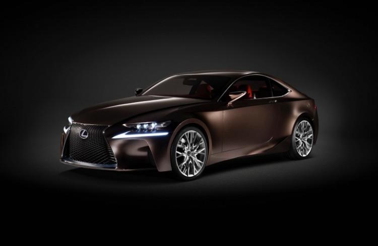 Lexus LF CC concept 1 750x489 Lexus LF CC concept