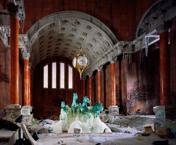 Lori Nix3 Dioramas by Lori Nix