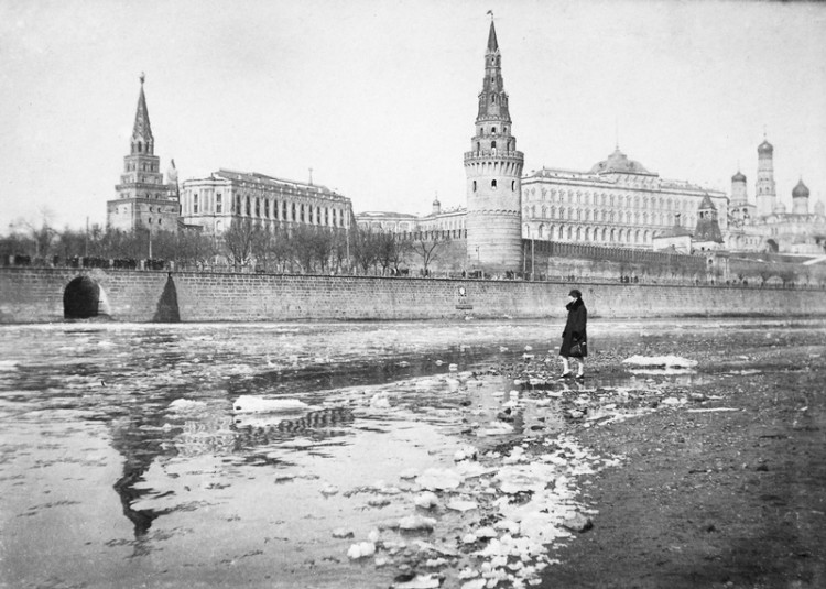 Photos of Moscow Before the Revolution 3 750x535 Black & White Photos of Moscow Before the Revolution