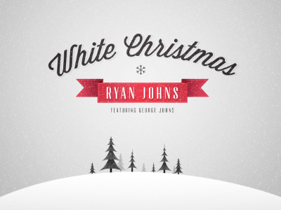 White Christmas Beautiful Christmas Based Designs