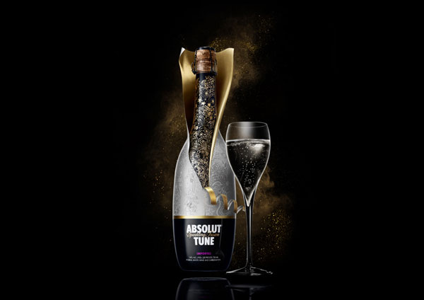 absolut tune sparkling vodka Absolut Tune Sparkling Vodka