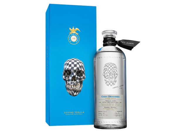 casa dragones limited edition bottle Casa Dragones limited edition tequila by Gabriel Orozco