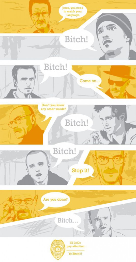 famous television comic strips 01 535x1024 Famous Quote Comic Strips