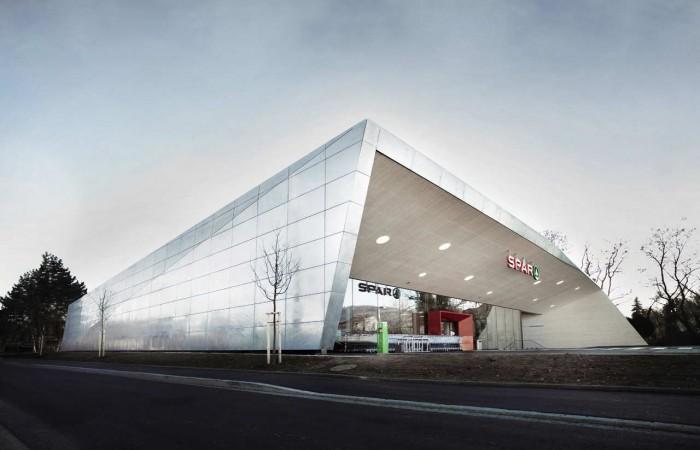 jasmin schuller 3 e1354708081226 Erstaunlicher Designtrend in der Architektur: einen Supermarkt in Graz, Österreich