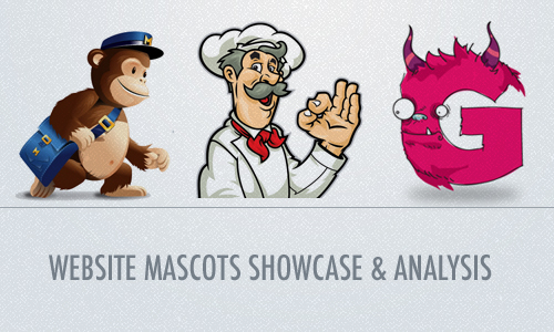 mascot thumb Website Mascots Showcase & Analysis