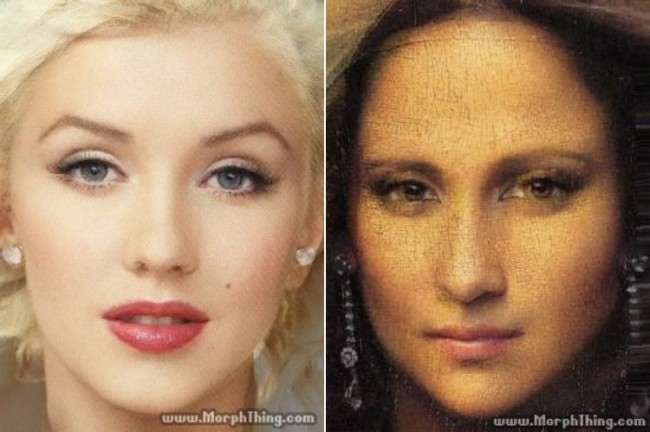 morphthing 02 1 650x432 Morphed Celebrity