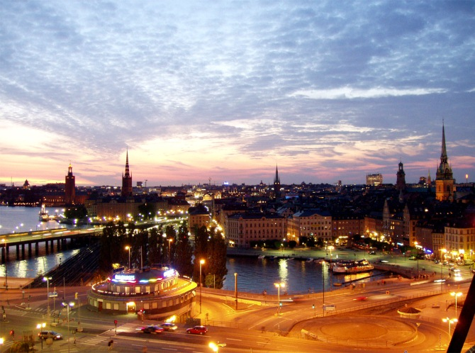 stoc Stockholm City Guide: Venice of the Norte