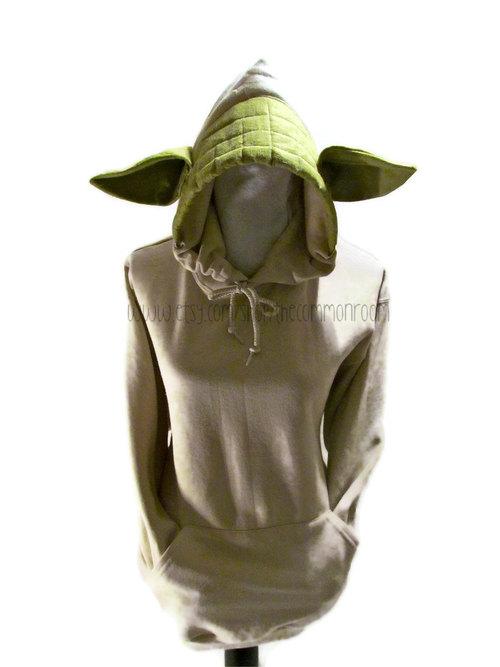 tumblr mef9kouPSi1qiqf01o1 500 Yoda Hoodie