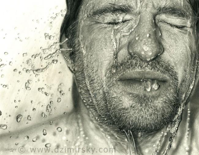 40+ Top Hyper Realistic Drawings Dirk Dzimirsky 02 @ GenCept 650x507 40+ Mind Blowing Examples of HyperRealistic Drawings