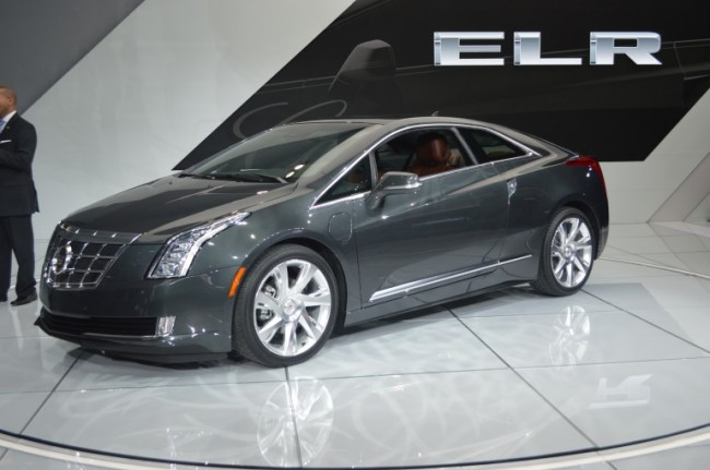 512662 650x431 Cadillacs Volt based 2014 ELR plug in hybrid at NAIAS in Detroit