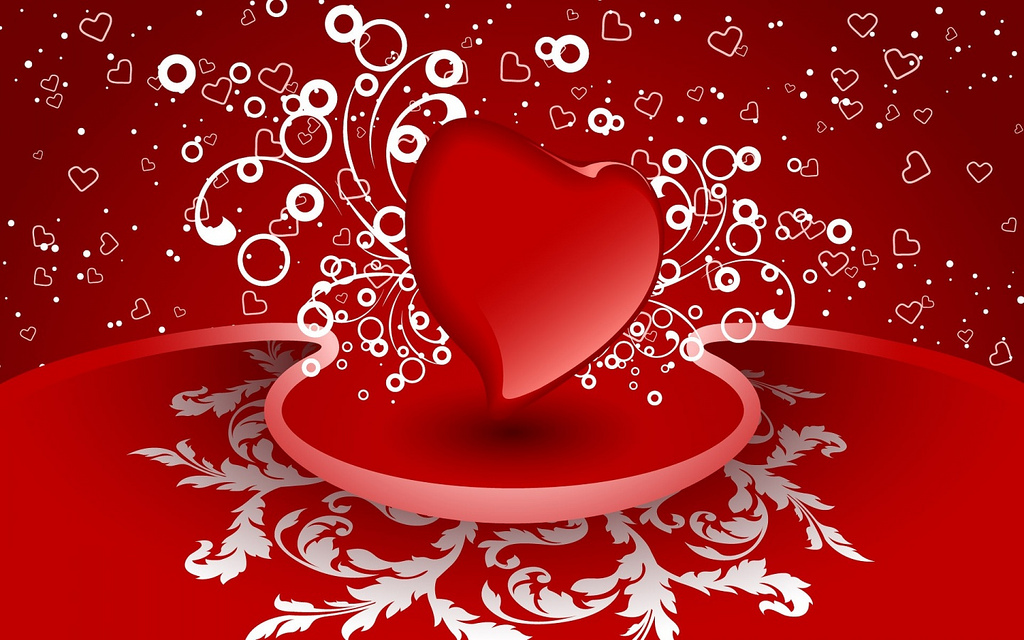 Beautiful Valentines Day 4 Lovely Heart Pics For Valentines Day