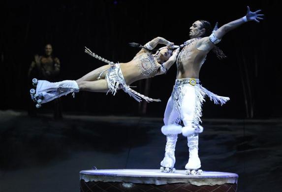 Cirque Du Soleil showcase 6 Cirque Du Soleil showcase