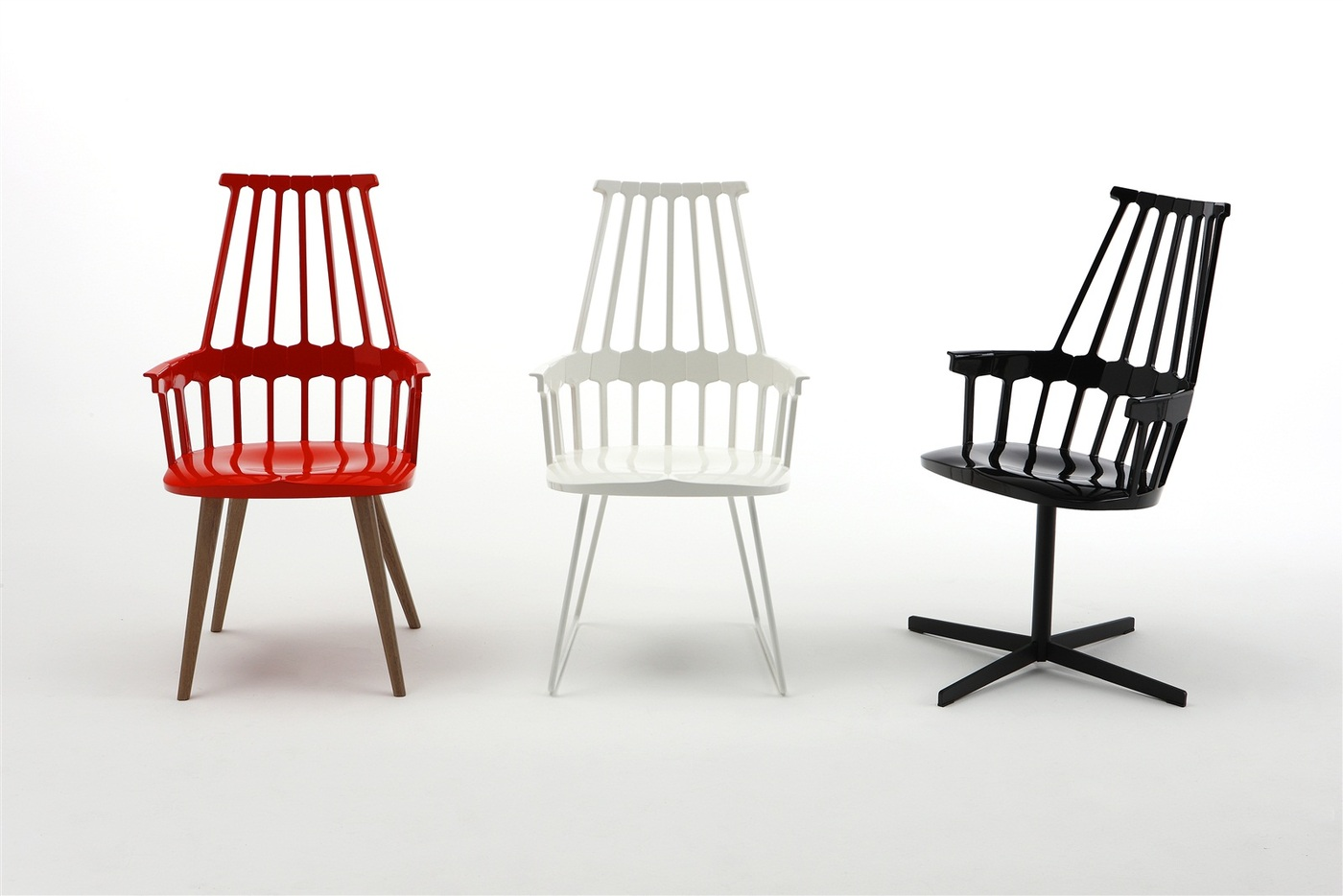 Comback Chair Kartell 50234.XL  IMM Cologne 2013: What to See