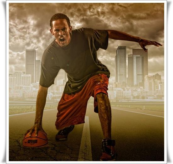 Create a Studio Sports Portrait Photo Manipulation Tutorials