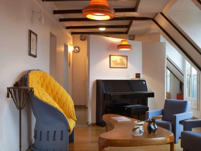 Duplex Apartment in Paris by VMCF Atelier » Design You Trust