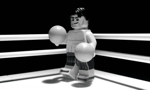 Famous Movie Scenes Recreated With Lego 14 Famous Movie Scenes Recreated With Lego