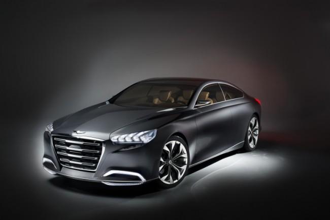 HDC 14 650x433 The Hyundai HDC 14 Genesis Concept
