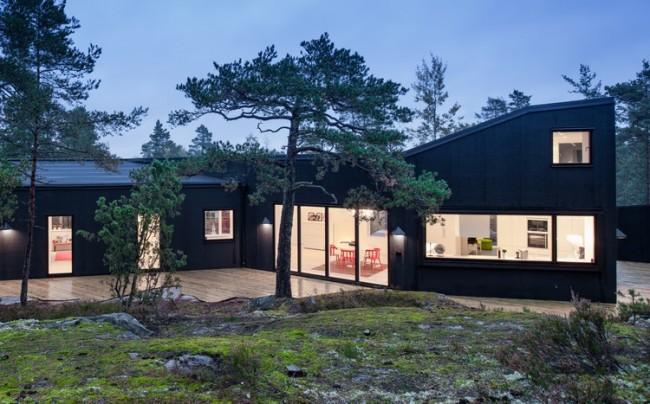 VillaBlåbär117 650x404 Villa Blåbär by pS Arkitektur