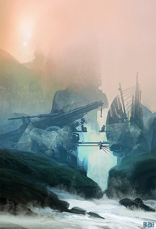 c 1 Conceptual Illustrations by Ben Andrews