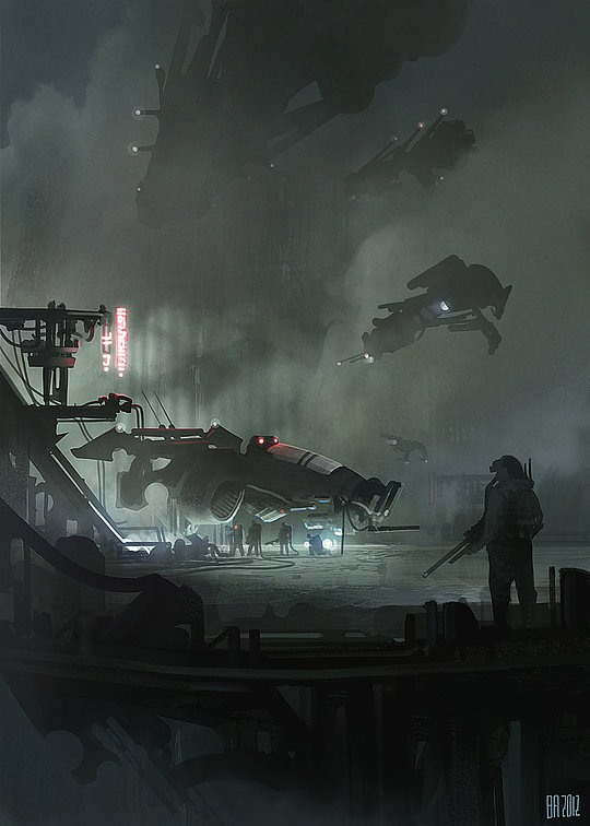 c 2 Conceptual Illustrations by Ben Andrews