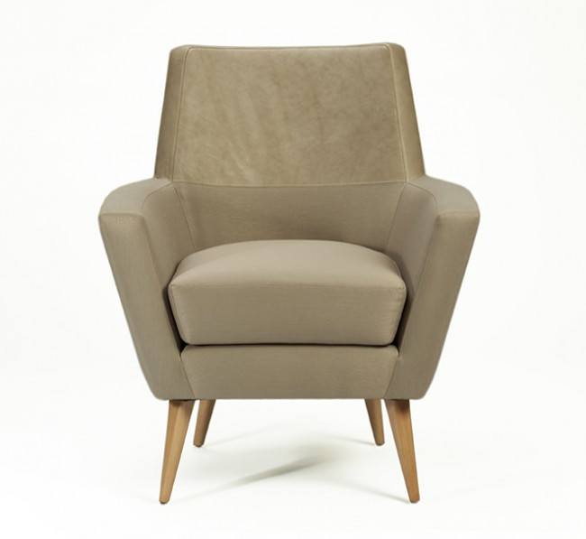 doble 6601 650x597 Meet Doble, the new armchair by Mambo