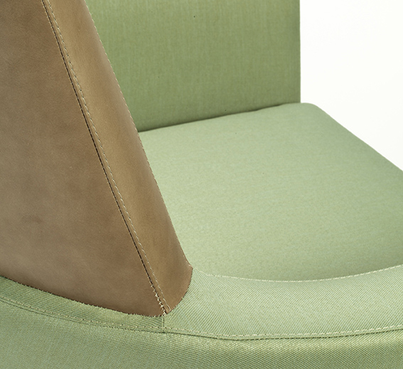 doble detail6601 Meet Doble, the new armchair by Mambo