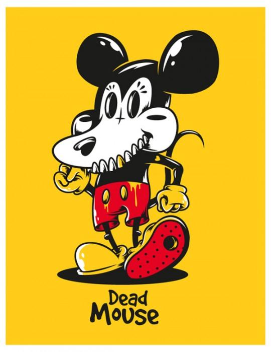 i 1 Cool Digital Illustrations by Johnny Terror