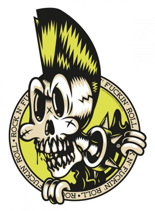 i 2 Cool Digital Illustrations by Johnny Terror