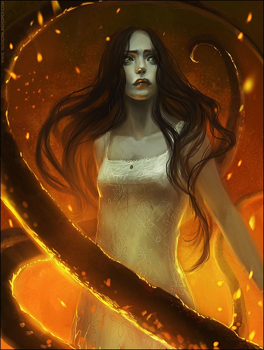 i 311 Stunning Fantasy Illustrations by Sandra Duchiewicz