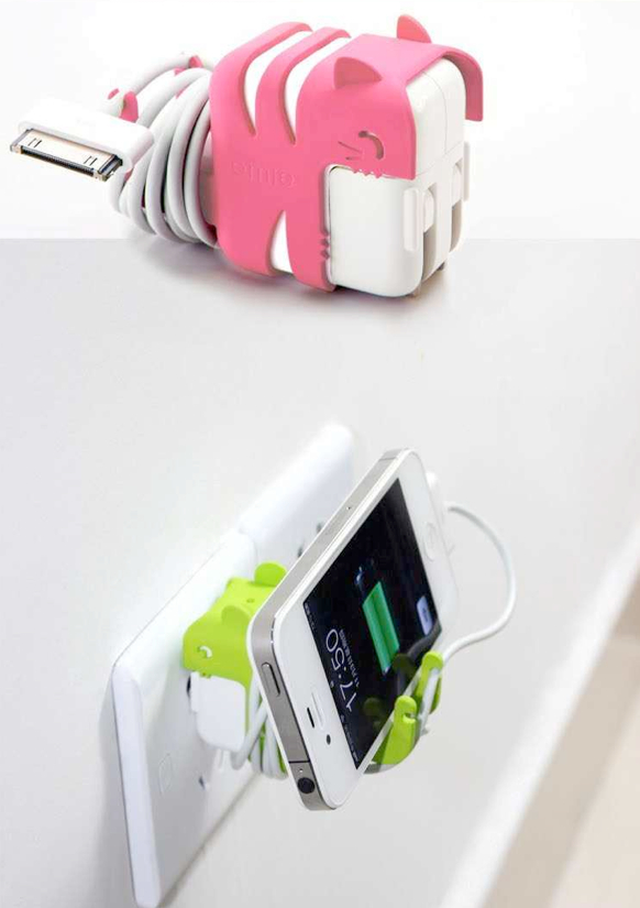 iCat & iMouse Apple Adapter Case