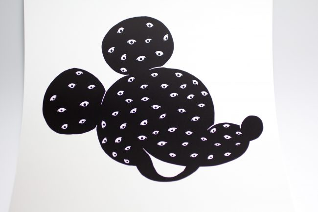 mickey 21 650x433 All Eyes On Me