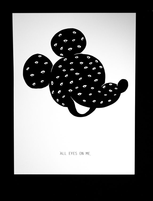 mickey 53 650x854 All Eyes On Me