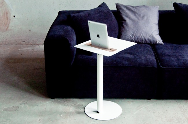 nomad 011 650x430 Nomad tablet table by Spell